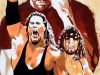 The Kliq: Scott Hall, Kevin Nash and X-Pac