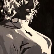 Painting by Kansas City artist Rob Schamberger