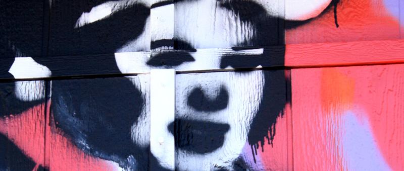 Street art preview by Kansas City artist Rob Schamberger