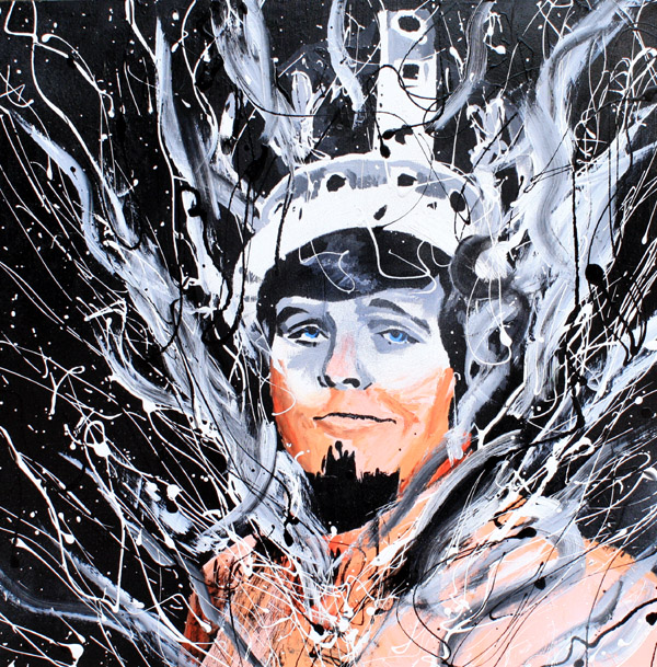 Jerry Lawler by Rob Schamberger