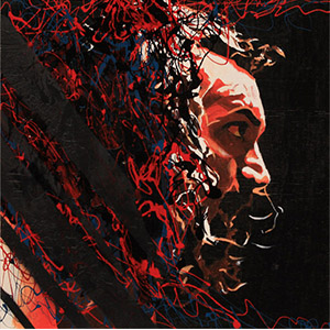 Purchase Bruiser Brody print by Rob Schamberger