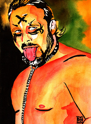 Purchase Kevin Sullivan Painting by Rob Schamberger