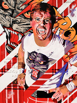 Purchase The Rowdy One Limited print by Rob Schamberger