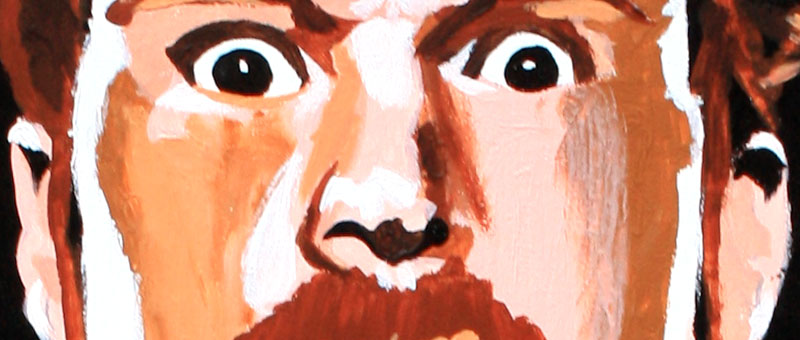 Sheamus by Rob Schamberger