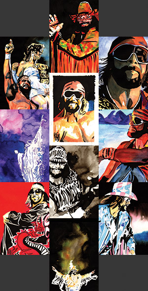 Purchase Tower of Power Pack Print Set by Rob Schamberger