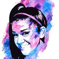 bayley by rob schamberger