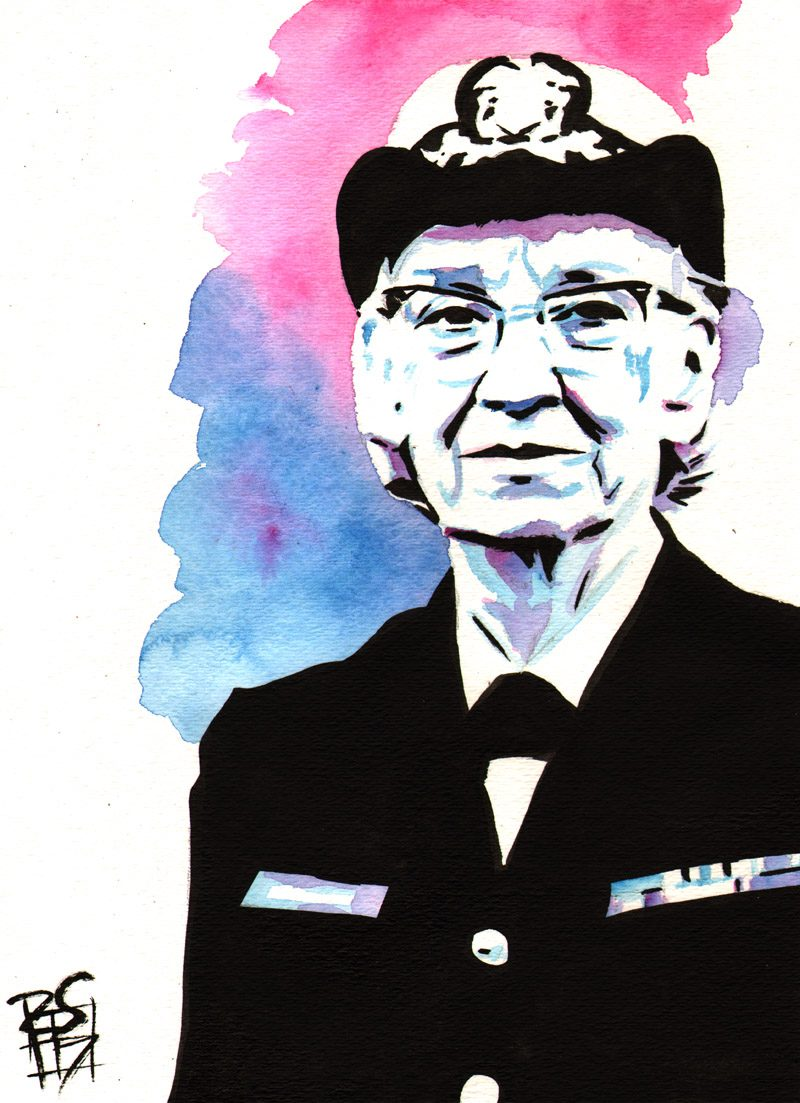 grace hopper Visit biographycom to read about computer pioneer grace hopper, who worked with computers during world war ii before helping their use spread globally.
