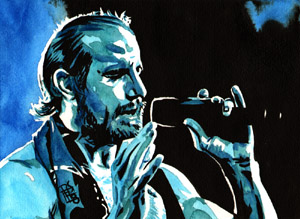 Purchase Aiden English painting by Rob Schamberger